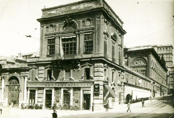 Storia Palazzo Colonna